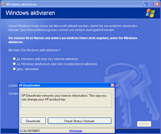 how to activate windows xp 2017