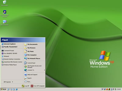 Solved Windows Xp Showing Classic Theme Only Tech Salsa