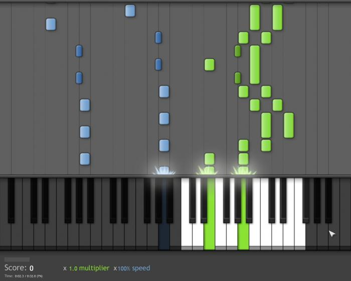 Free Music Training Software to Learn, Practice or Play
