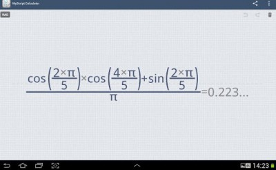 myscript-handwriting-calculator-android