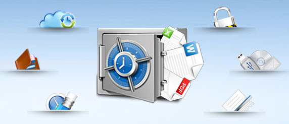 how to put password on folder in external hard drive